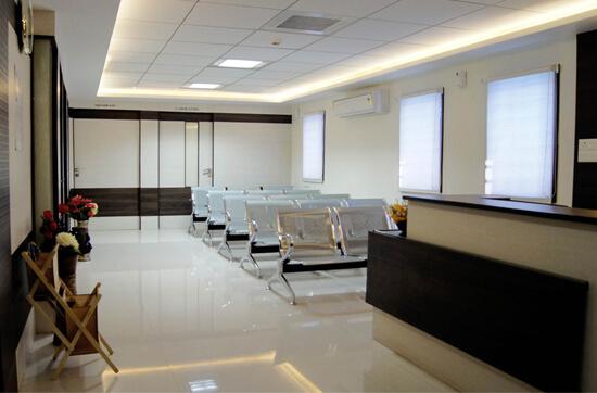 Healthcare Interior Designer in Bangalore