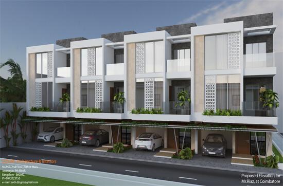 Villa Interior Designers in Bangalore